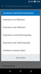 HTC one-m9-model-0pja100-android-nougat - Contacten en data - Contacten kopiëren van SIM naar toestel - Stap 7
