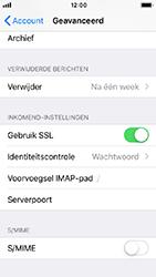 Apple iphone-5s-met-ios-12-model-a1457 - E-mail - Instellingen KPNMail controleren - Stap 23