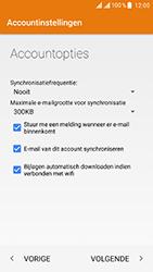 ZTE Blade V8 - E-mail - Handmatig instellen (yahoo) - Stap 10