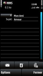 Nokia X6-00 - MMS - envoi d'images - Étape 9