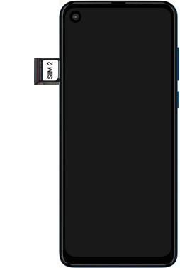 Motorola One Vision - Primeiros passos - Como inserir o chip da Nextel no seu celular - Etapa 6