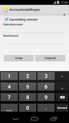 LG D821 Google Nexus 5 - E-mail - Account instellen (IMAP met SMTP-verificatie) - Stap 13