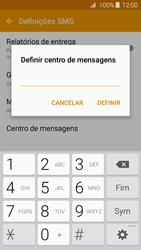 Samsung Galaxy A3 A310F 2016 - SMS - Como configurar o centro de mensagens -  9