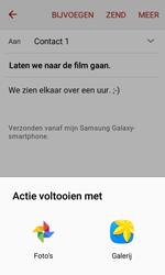 Samsung Galaxy J1 (2016) - E-mail - hoe te versturen - Stap 12