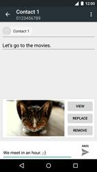 Motorola Moto G 3rd Gen. (2015) - MMS - Sending a picture message - Step 16