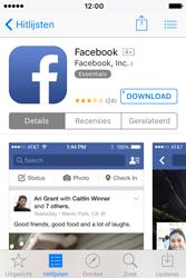 Apple iPhone 4 S iOS 9 - Applicaties - Applicaties downloaden - Stap 6