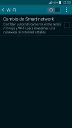 Samsung G850F Galaxy Alpha - WiFi - Conectarse a una red WiFi - Paso 5