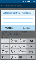 Samsung Galaxy Core Prime - Mensajería - Configurar el equipo para mensajes de texto - Paso 8