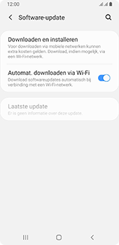 Samsung galaxy-a8-2018-sm-a530f-android-pie - Software updaten - Update installeren - Stap 5