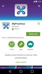 LG K10 4G K420 - Applications - MyProximus - Étape 9