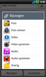 LG P970 Optimus Black - E-mail - Hoe te versturen - Stap 9