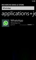 HTC Windows Phone 8S - Applications - Télécharger des applications - Étape 6