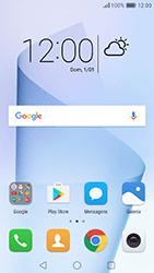 Huawei Honor 8 - Email - Adicionar conta de email -  1