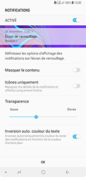 Samsung Galaxy A7 (2018) - Sécurité - activéz le code PIN de l'appareil - Étape 11