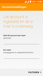Alcatel Pixi 4 (5) 4G (5045X) - E-mail - Handmatig instellen - Stap 24