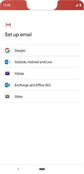 Google Pixel 3XL - Email - Manual configuration - Step 7
