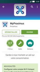 Huawei Y5 - Applications - MyProximus - Étape 9