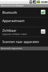 LG GW620 - Bluetooth - Headset, carkit verbinding - Stap 6