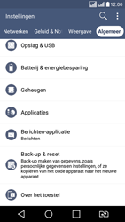 LG K8 4G DualSim - Toestel reset - terugzetten naar fabrieksinstellingen - Stap 5