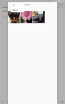 Samsung Galaxy Tab A 10.1 (SM-T585) - E-mail - Hoe te versturen - Stap 14