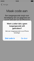 Apple iPhone 5c iOS 9 - Toestel - Toestel activeren - Stap 14