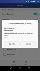 Huawei Huawei Y6 - Bluetooth - Conectar dispositivos a través de Bluetooth - Paso 6