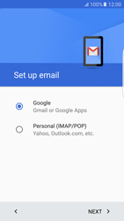 Samsung Samsung G925 Galaxy S6 Edge (Android M) - E-mail - Manual configuration (gmail) - Step 9