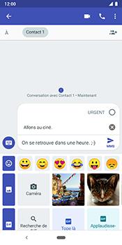 Google Pixel 3 - MMS - Envoi d