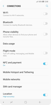 Samsung Galaxy Note9 - Network - Change networkmode - Step 6
