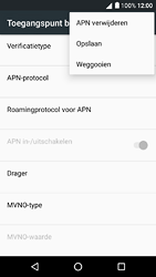 Alcatel A3 - internet - handmatig instellen - stap 16