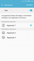 Samsung Galaxy S6 Edge - Android M - Bluetooth - headset, carkit verbinding - Stap 8