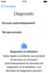 Apple iPhone 4S (iOS 8) - Premiers pas - Créer un compte - Étape 38