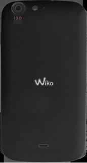 Wiko Stairway - Primeros pasos - Quitar y colocar la batería - Paso 2