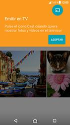 Sony Xperia XZ - Android Nougat - Bluetooth - Transferir archivos a través de Bluetooth - Paso 5