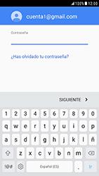 Samsung Galaxy S6 - Android Nougat - E-mail - Configurar Gmail - Paso 12