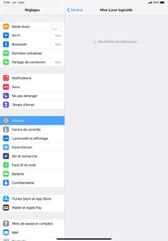 Apple iPad Pro 11 (2018) - Appareil - Mise à jour logicielle - Étape 6