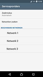 Sony Xperia XZ Premium - Netwerk - gebruik in het buitenland - Stap 11