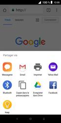Alcatel 1X - Internet et connexion - Naviguer sur internet - Étape 22