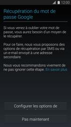 Samsung G900F Galaxy S5 - Applications - Créer un compte - Étape 12