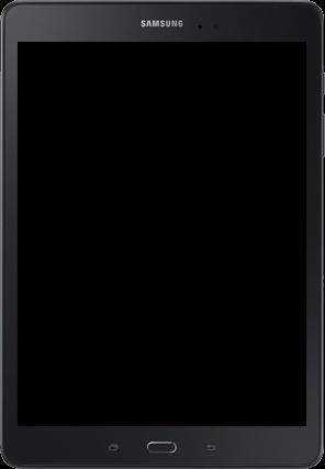 Samsung Galaxy Tab A - Premiers pas - Découvrir les touches principales - Étape 4