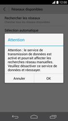 Huawei Ascend P6 LTE - Réseau - utilisation à l'étranger - Étape 9
