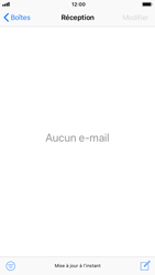 Apple iPhone 8 - iOS 12 - E-mail - Envoi d