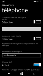 Nokia Lumia 735 - Messagerie vocale - Configuration manuelle - Étape 8