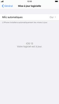 Apple iPhone 7 Plus - iOS 13 - Appareil - Mise à jour logicielle - Étape 7