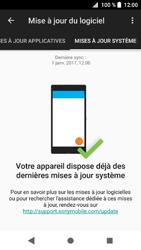 Sony Xperia XZ1 - Aller plus loin - Mettre à jour le logiciel interne de votre mobile - Étape 8