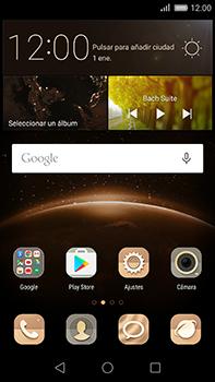 Huawei GX8 - Bluetooth - Conectar dispositivos a través de Bluetooth - Paso 2