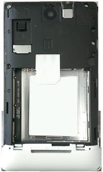 Sony Xperia E - Primeros pasos - Quitar y colocar la batería - Paso 4