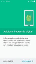 Samsung Galaxy S6 Edge - Primeiros passos - Como ligar o telemóvel pela primeira vez -  20