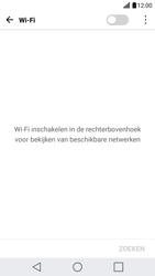 LG G5 - Wifi - handmatig instellen - Stap 3