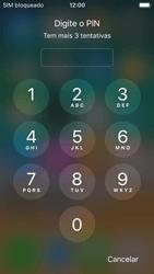 Apple iPhone SE - iOS 11 - Internet no telemóvel - Como configurar ligação à internet -  16